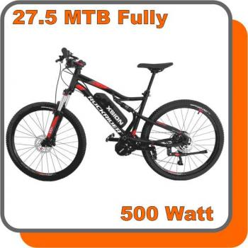 E-Bike MTB Fully 540S E-Bike 750W 48V 13,6ah Akku