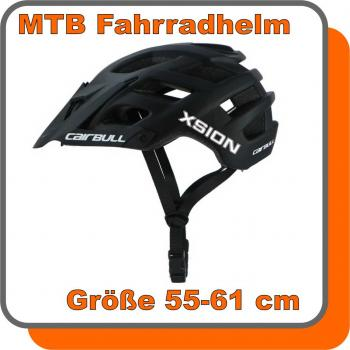 Xsion MTB Helm Gr. 55-61 black