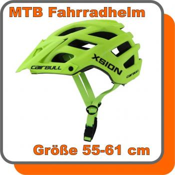 Xsion MTB Helm Gr. 55-61 green