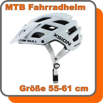 Xsion MTB Helm Gr. 55-61 weiss