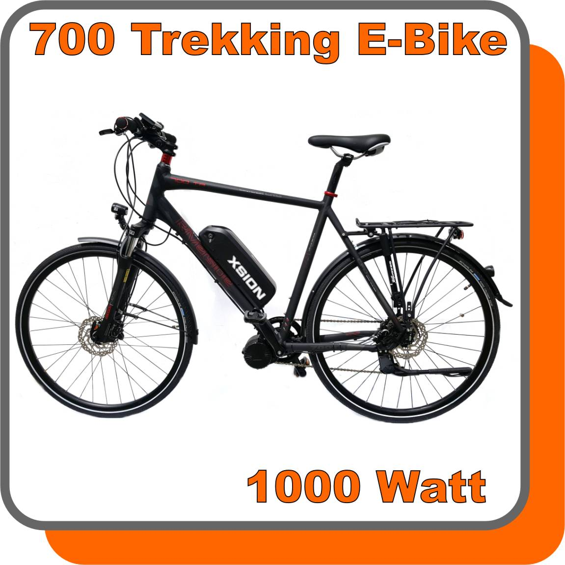 e bike ebike trekking ebike hardtail 48volt. Black Bedroom Furniture Sets. Home Design Ideas