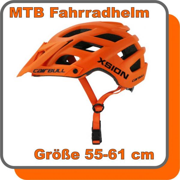 Xsion MTB Helm Gr. 55-61 orange